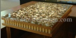 Innice River Pebble Stone Table Top